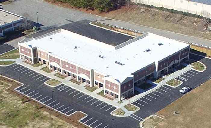 Norris Business Park - Above Building #2