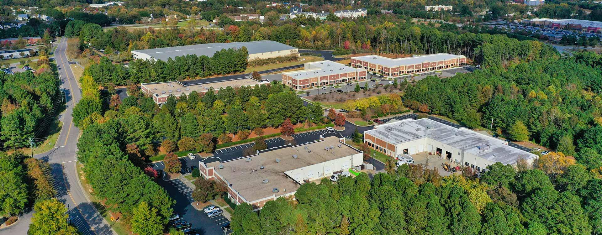 Norris Park Overhead | Apex, NC